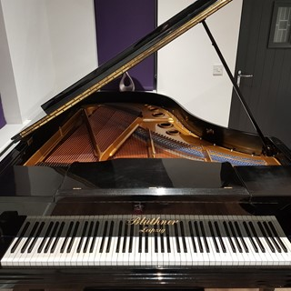 my blunther grand piano
